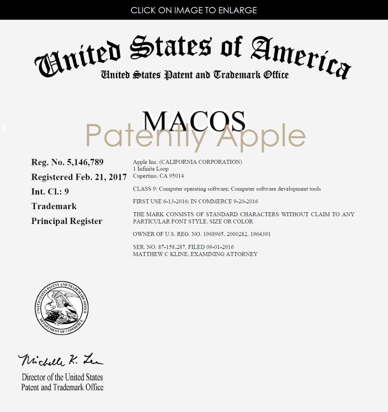 2af X99 macOS RTM Certificate Feb 21, 2017