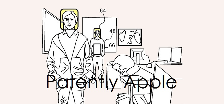 1AF X99 FACIAL RECOGNITION APPLE GRANTED PATENT
