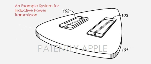 apple wins a wireless charging patent covering a