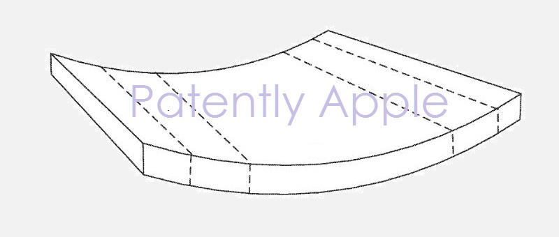 Apple Invents a Method for Forming a 3D Glass iPhone Body that Supports a Recent Rumor