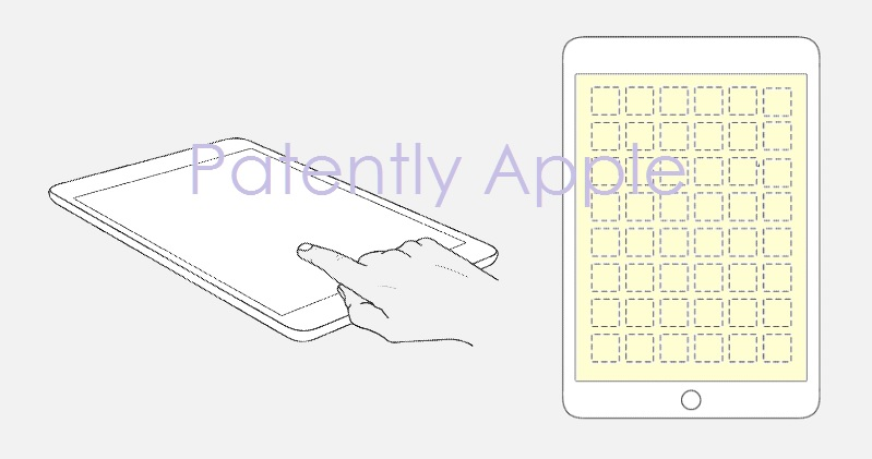 1AF X99 COVER TACTILE PATENT