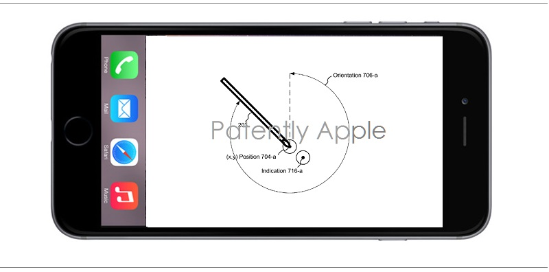 Apple Granted 64 Patents Today Covering Apple Pencil for the