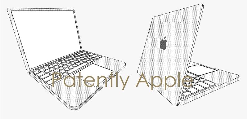 1af 88 cover apple macbook laser textured patent