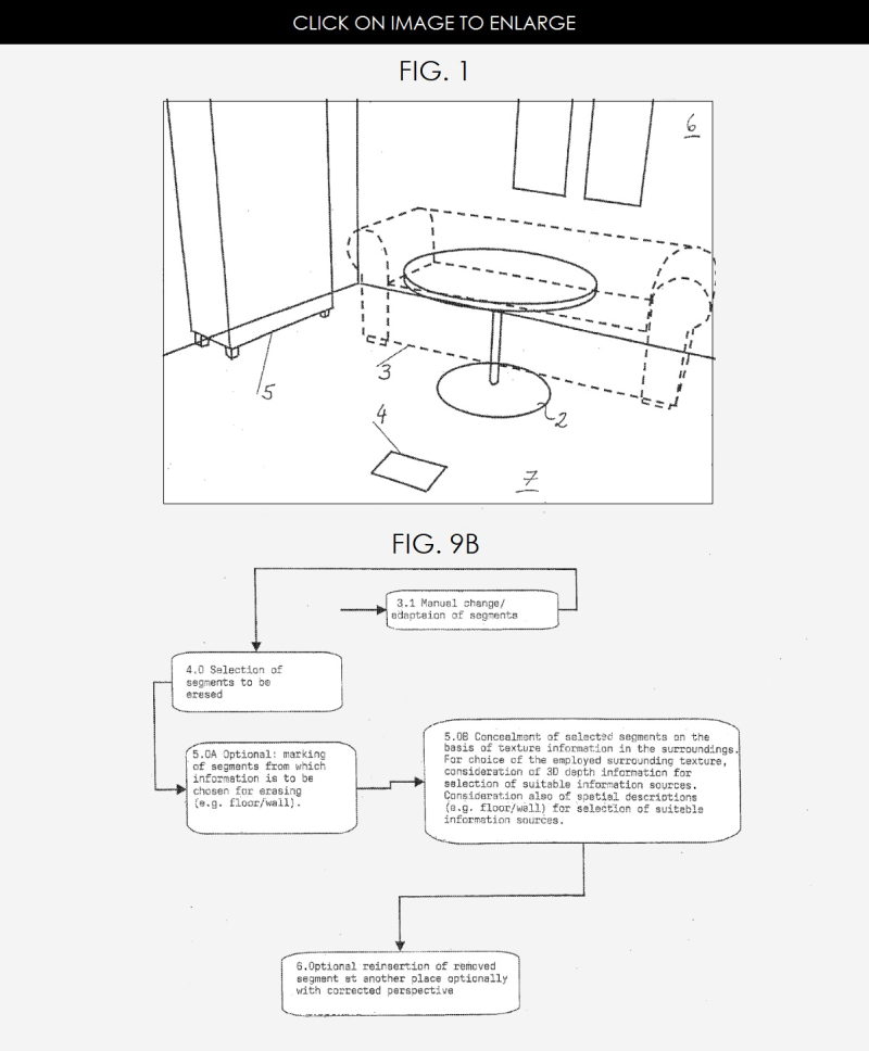2af 88 Metaio patent 2008