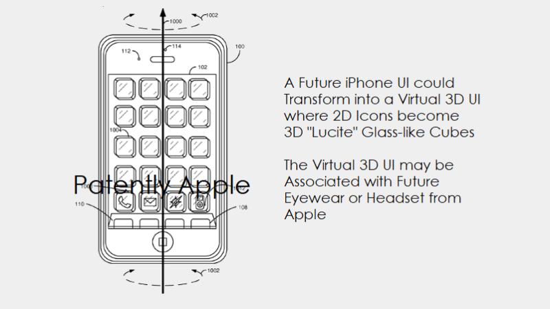 1 AX 99 COVER Virtual 3D UI