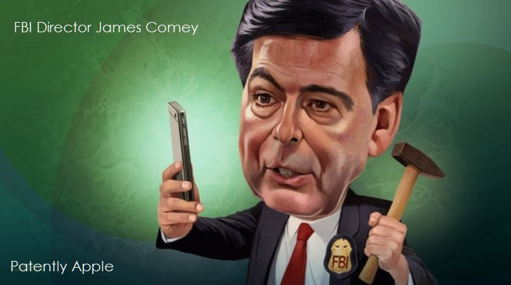 1 AF   COVER COMEY  FBI BREAKS INTO IPHONE