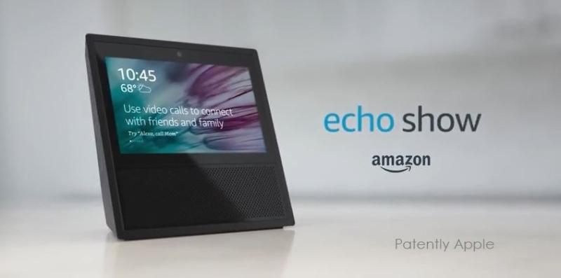 2 Amazon Echo Show