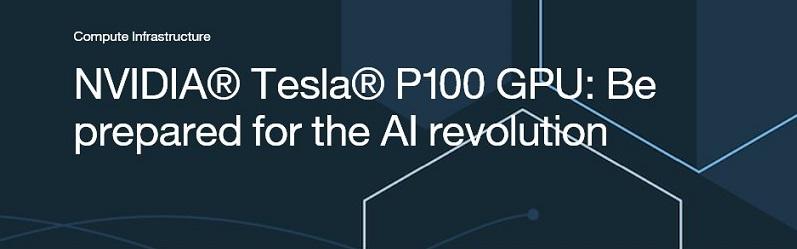 2AF 99X NVIDIA TESLA P100 GPU