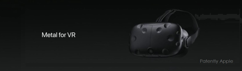 3B - X99 Metal for VR wwdc 2017
