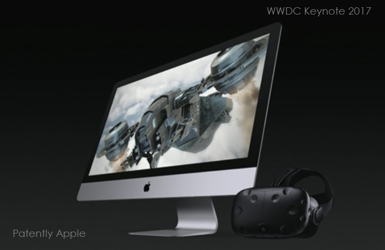 9AF X99 IMAC AND HTC VR HEADSET