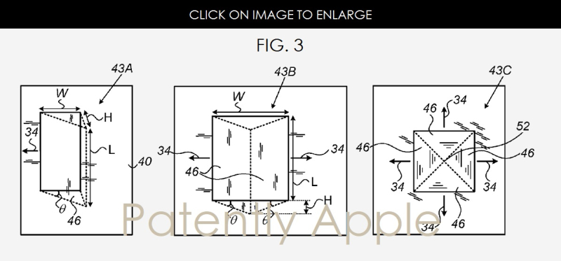 2AF APPLE FIG. 3 3D SCANNER