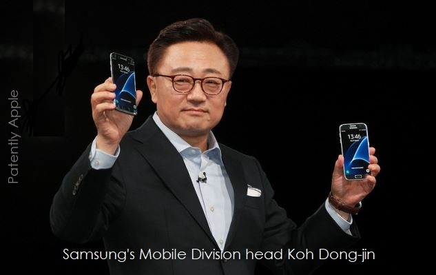1AF X99 SAMSUNG'S KOH Dong-jin Note 8 Aug 23  2018