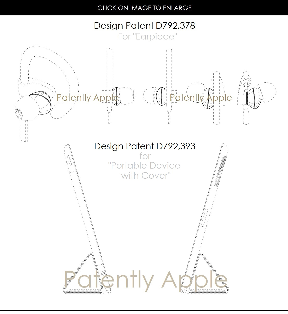 Apple Granted 54 Patents today covering an iPhone Dock Featuring ...