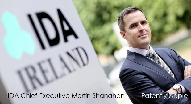 Ireland's IDA is calling for a Shake-Up before the Apple Data Center Project and others are lost to other Countries
