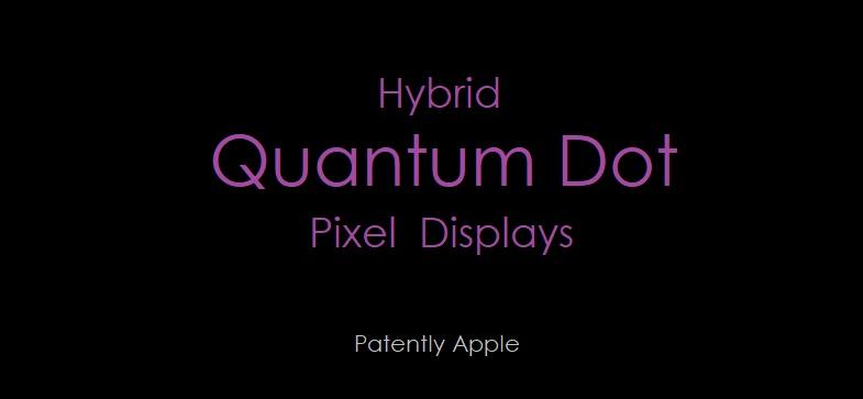 1AF X99 COVER - HYBRID QUANTUM DOT PIXEL DISPLAYS