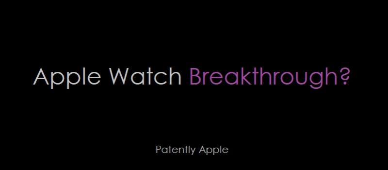 1 AFX APPLE WATCH BREAKTHROUGH
