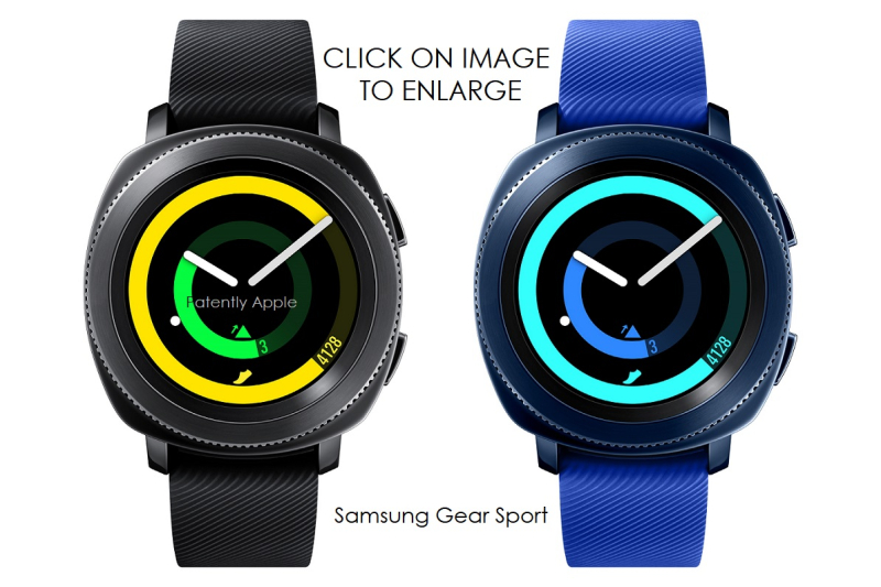 1 Jumbo Cover Graphic Samsung Gear Sport