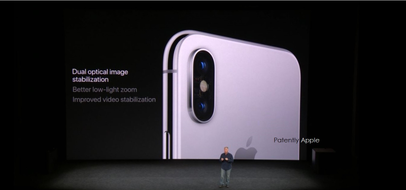 8 iphone x camera features