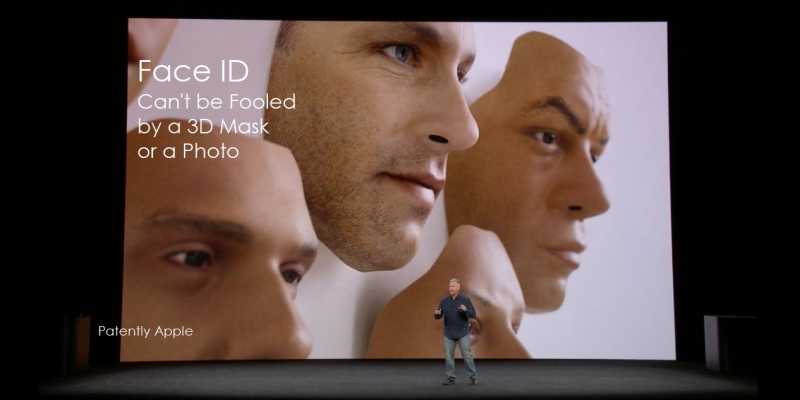 12 face ID