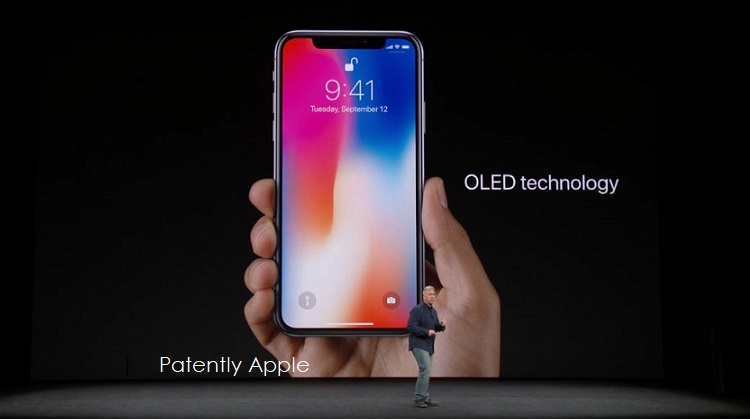 1AF X99 OLED IPHONES FOR 2018 TO HAVE STRONG GROWTH REPORT