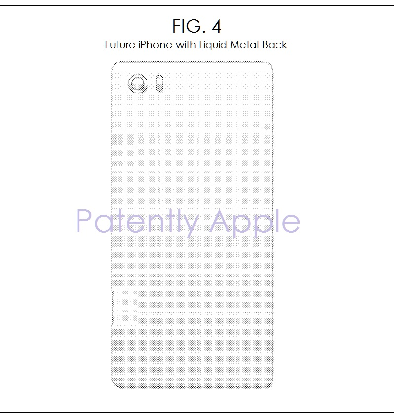 5 AF X LIQUID METAL BACKSIDE OF FUTURE IPHONE