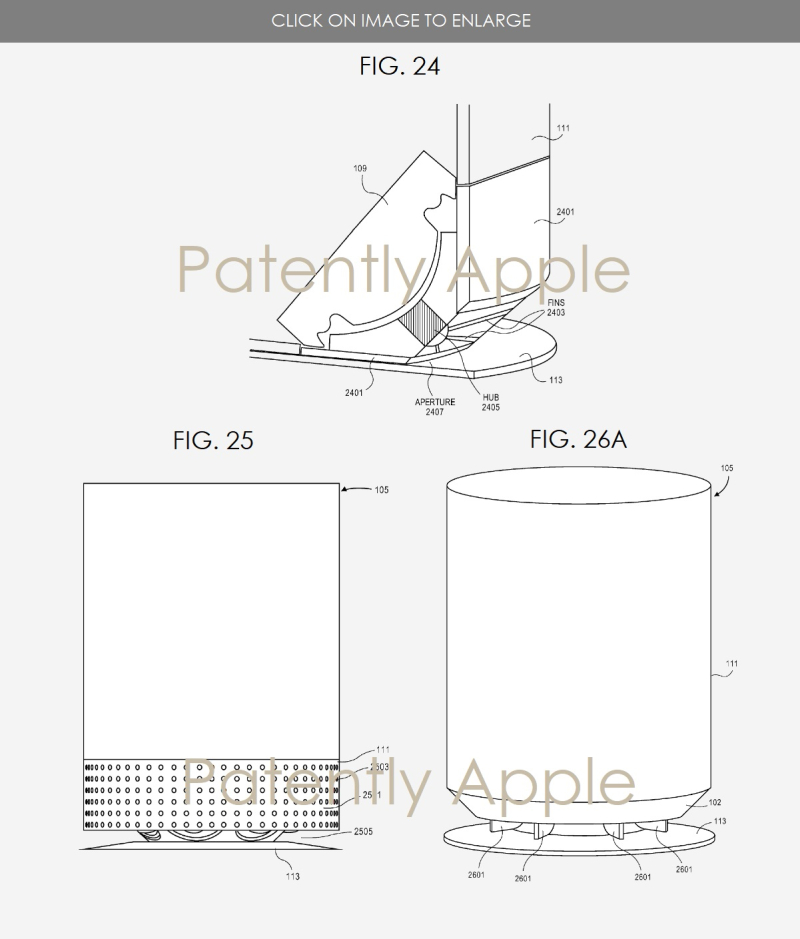 5AF X99 FIGS 24  25  26A AUDIO PATENT