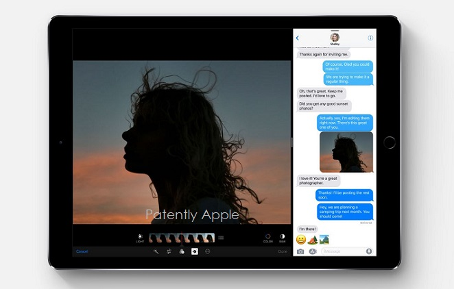 1 Cover ipad pro multitasking wins patent