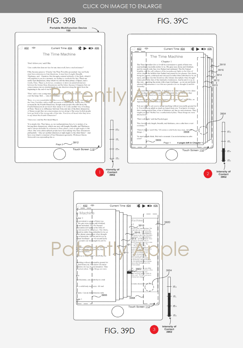 4 3D TOUCH PATENT FIGS. 39B  39C AND D