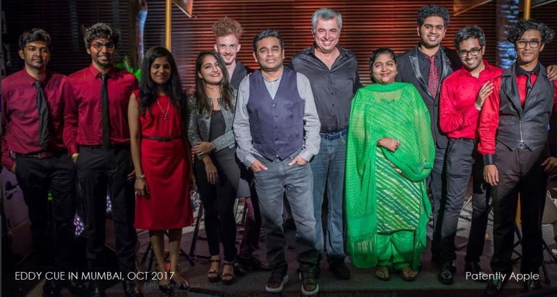 1 cover eddy cue in mumbai india oct 2017