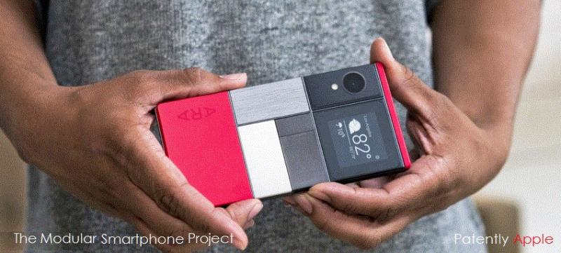 3 PROJECT ARA - MODULAR SMARTPHONE