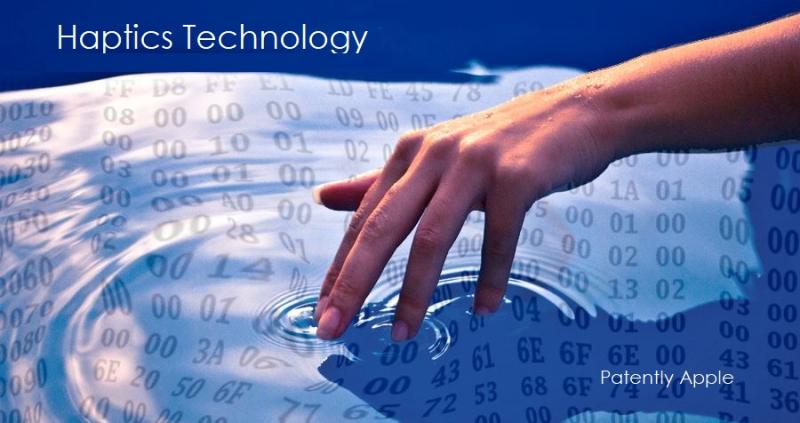 1 COVER 2017 - HAPTICS TECHNOLOGY PATENT