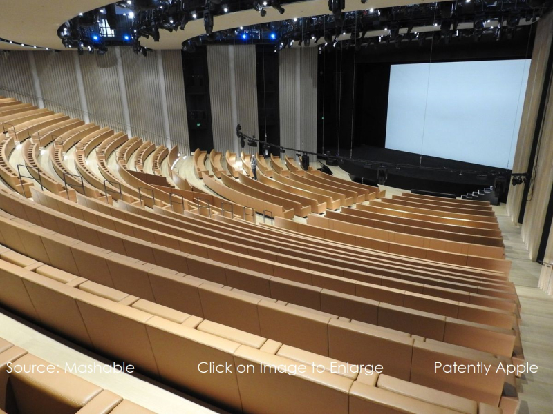 8 2017 - THE STEVE JOBS THEATER AND STAGE