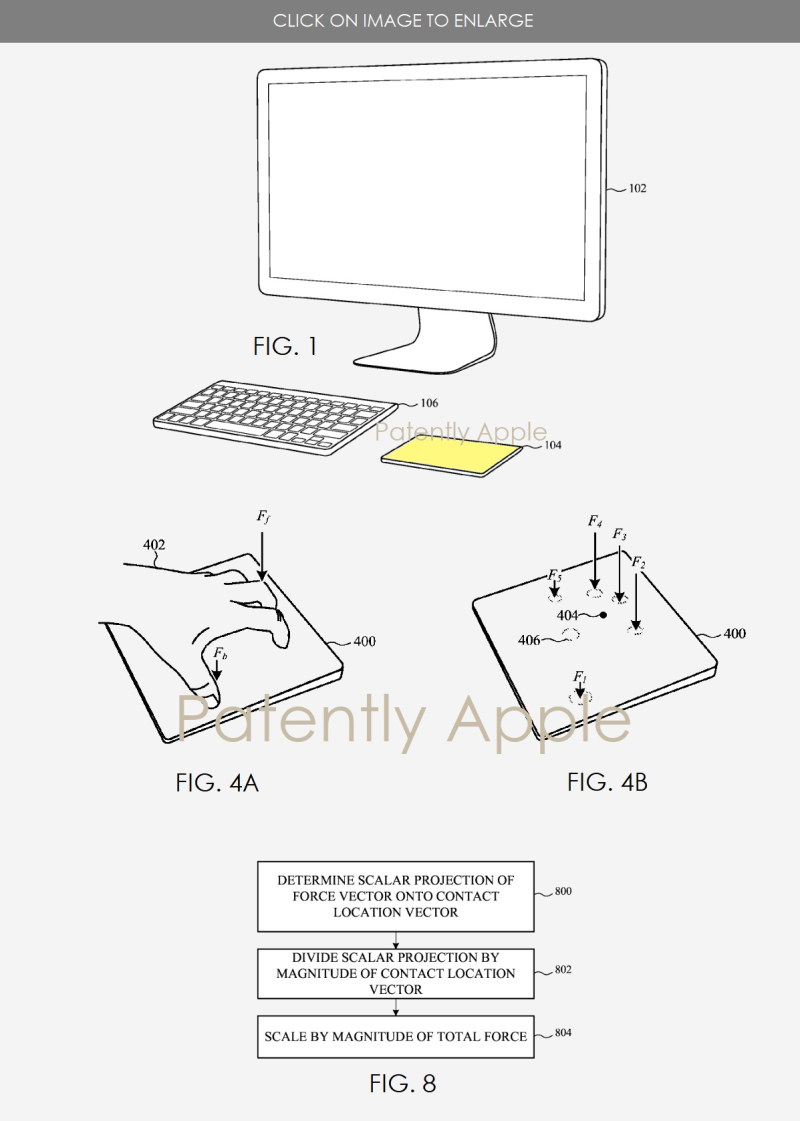 Apple Wins 40 Patents Today Covering the <b>iPhone 7</b> Design, Magic Trackpad 2 and Technology …