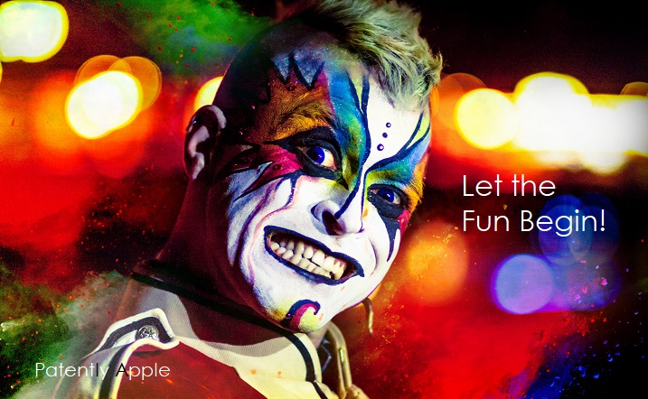 1 COVER IT'S CIRCUS TIME