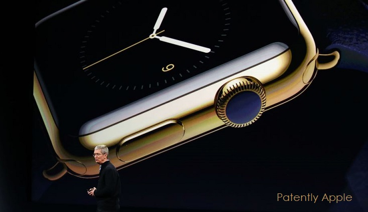 1 cover gold apple watch