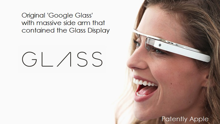 2 NEW ---OLD GOOGLE GLASS STYLE