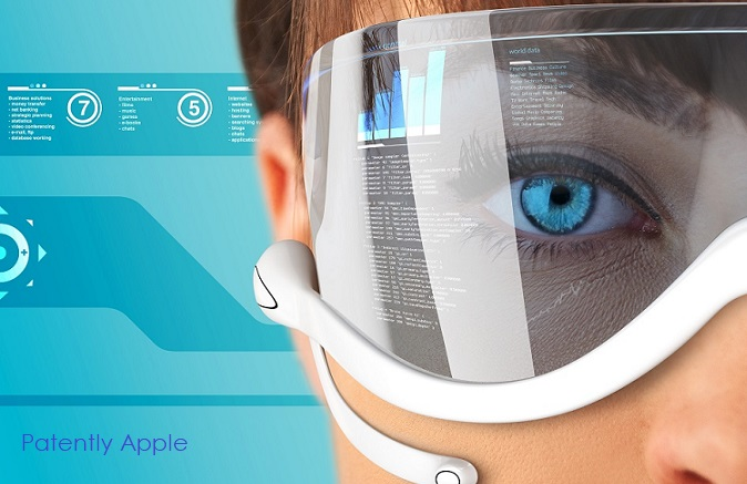 photo image Apple Supplier talks-up AR Headset at Financial Conference where Talk is Cheap