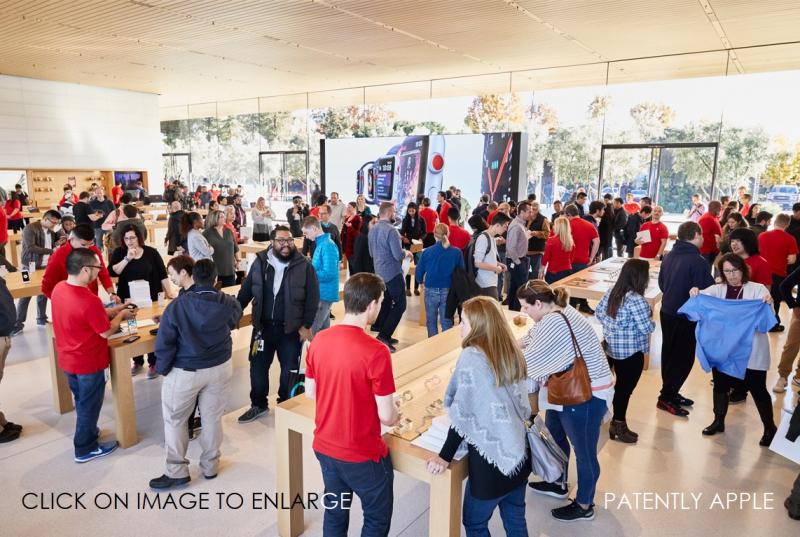 3 Apple Park Visitor Center AR-showing 2