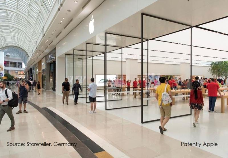 3 2017 Apple Store chadstone Australia grand opening