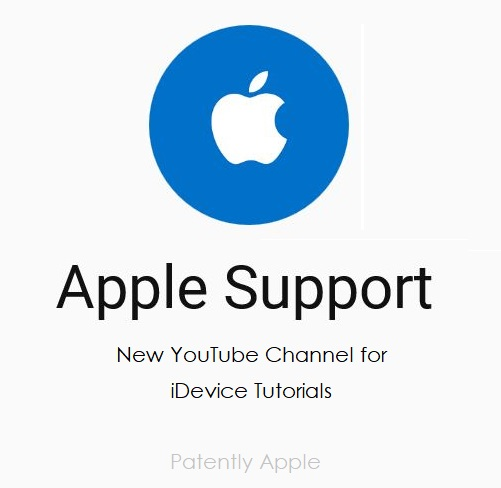 1 TWEET APPLE YOUTUBE CHANNEL NEW FOR TUTORIALS