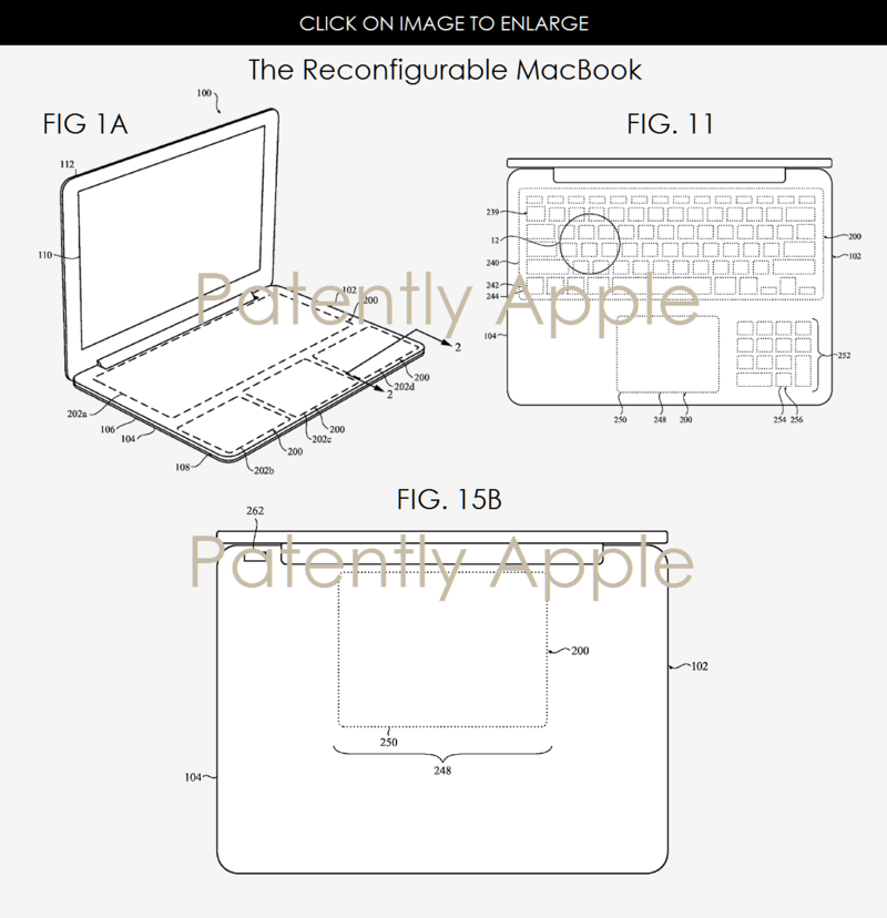 2 apple recongifurable MacBook