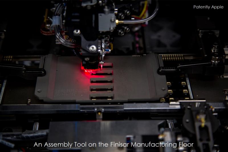 5 - Apple AMF Finisar-laser