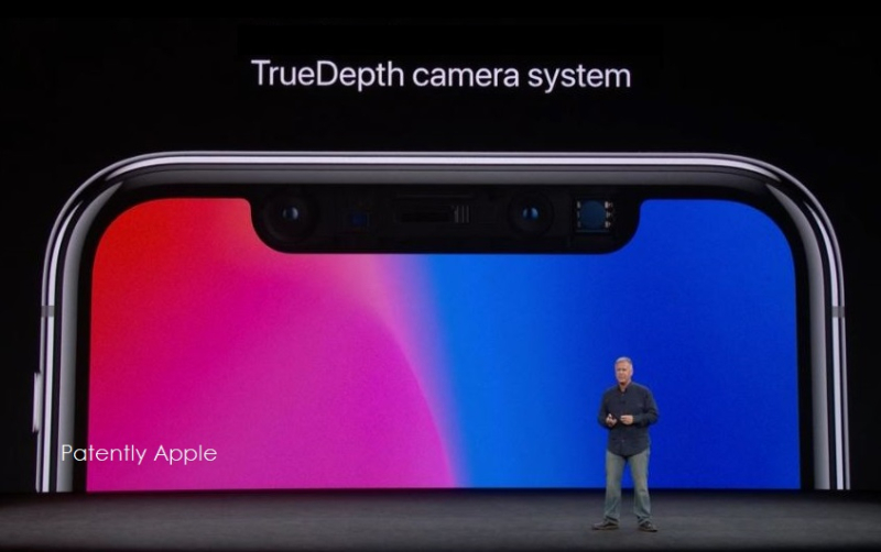1 cover truedepth camera