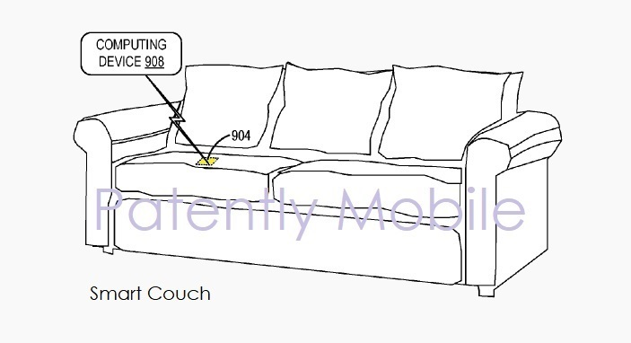 2 MSFT SMART SOFA CUSHION
