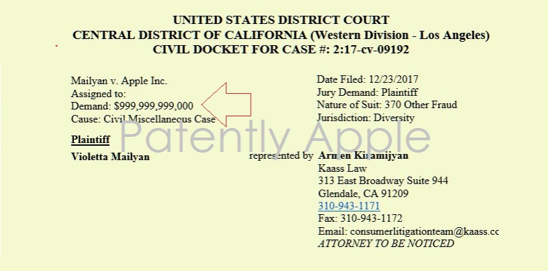 2 Mailyna  999 999 999 000 class action