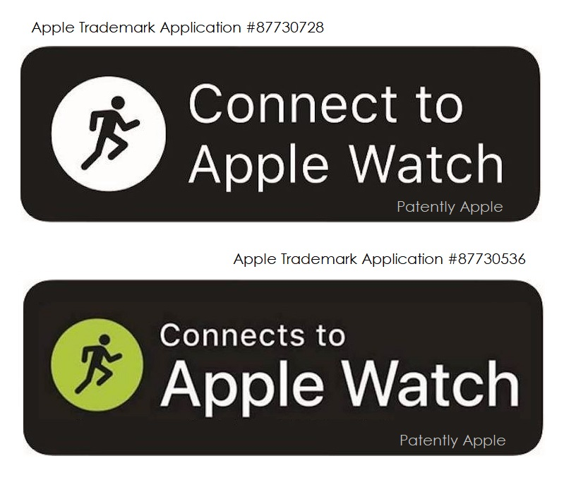 2 - A pair of Apple figurative trademarks