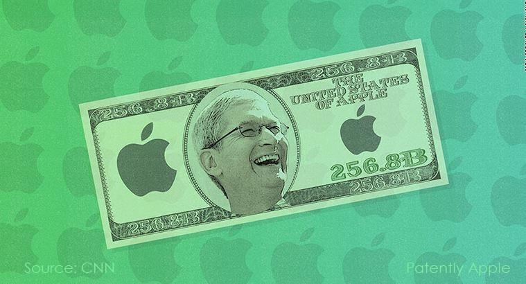 2 apple tax money