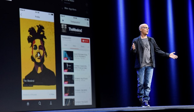 1 cover jimmy iovine introduced Apple Music