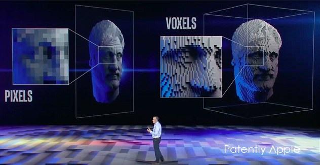 2 Cover Voxels  True VR  Intel CES 2018