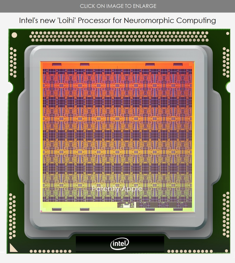 4 INTEL'S LOIHI CHIP FOR NEUROMORPHIC COMPUTING